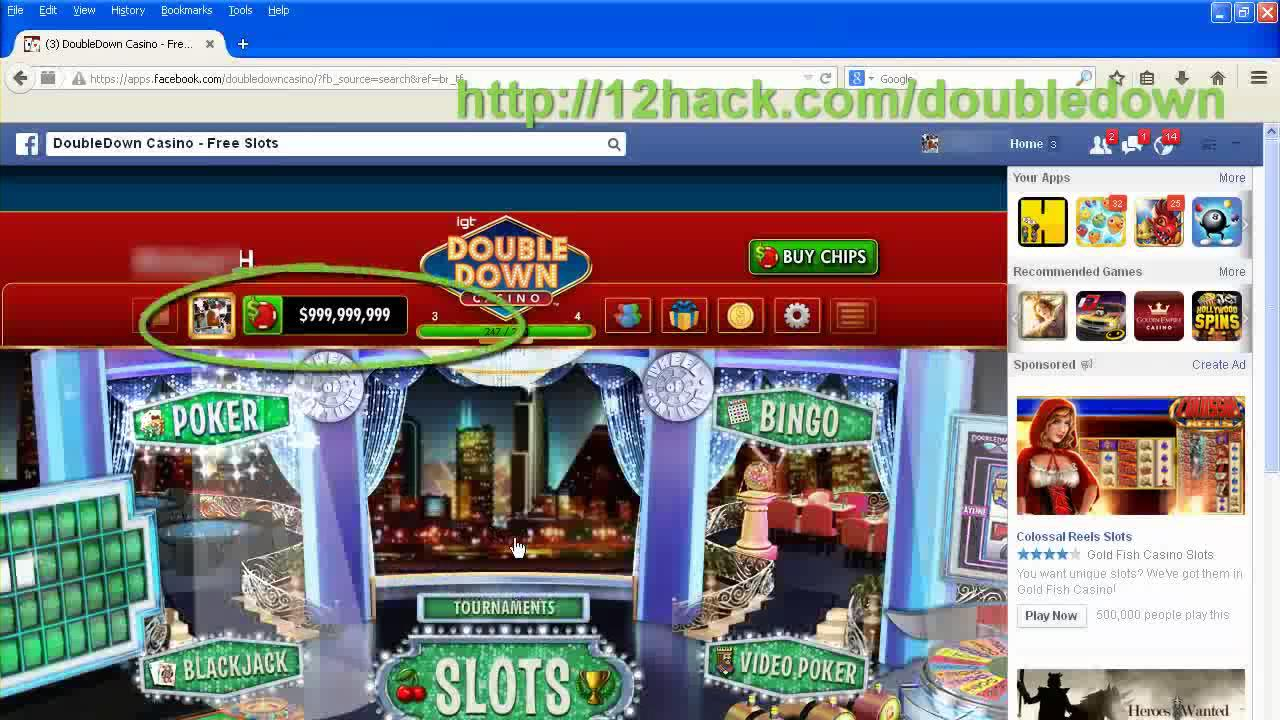 double down casino hack